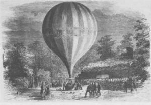 Victorian Balloon