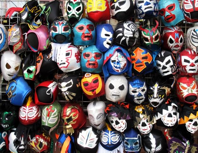 Lucha_Masks